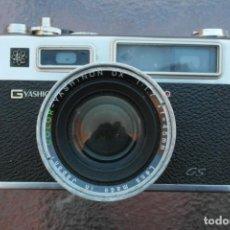 Cámara de fotos: YASHICA ELECTRO 35.OBJ.YASHINON 45 F/ 1,7. Lote 236362030