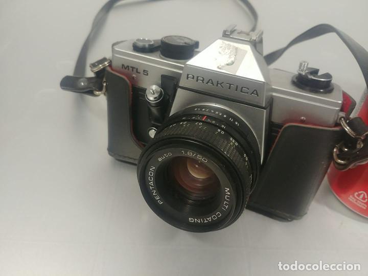 Cámara de fotos: Conjunto cámaras fotos antiguas *decoración* [Classic cameras] - Foto 4 - 236390795