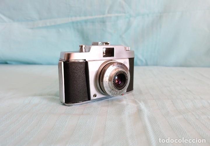 Cámara de fotos: Cámara vintage de la marca Afga Silette Pronto. Vintage Afga Silette Pronto photographic camera. - Foto 3 - 236594240