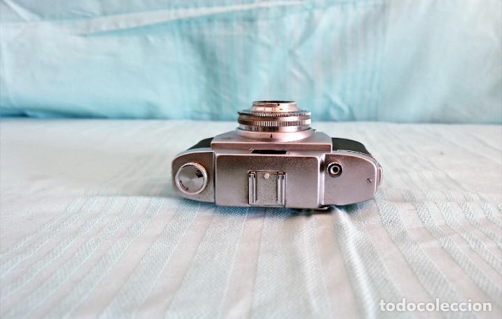 Cámara de fotos: Cámara vintage de la marca Afga Silette Pronto. Vintage Afga Silette Pronto photographic camera. - Foto 8 - 236594240