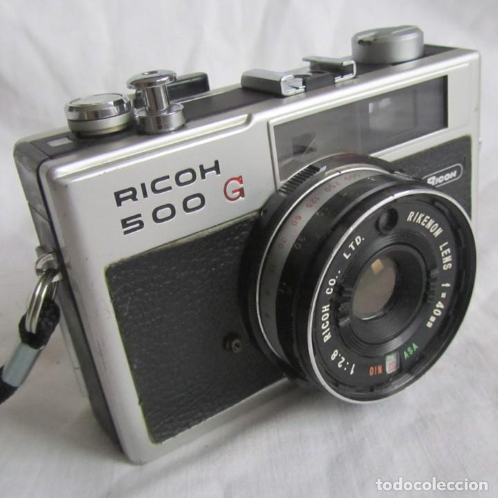 CÁMARA FOTOGRÁFICA RICOH 500 G (Cámaras Fotográficas - Clásicas (no réflex))