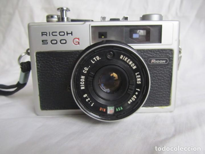 Cámara de fotos: Cámara fotográfica Ricoh 500 G - Foto 7 - 261273455