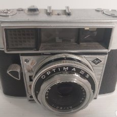 Cámara de fotos: CAMARA DE FOTOS OPTIMA III S DE AGFA. Lote 238181445
