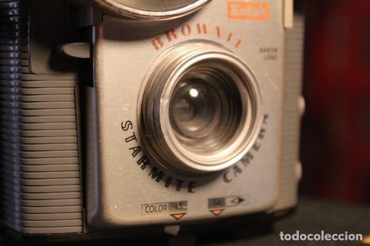 Cámara de fotos: KODAK BROWNIE STARMITE (película 127) - Foto 5 - 116097455