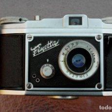Cámara de fotos: FINETTA SUPER, MADE IN ITALY.. Lote 240492125