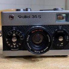 Cámara de fotos: ROLLEI 35 S. Lote 240579250