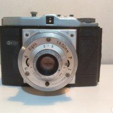 Cámara de fotos: CÁMARA CERTEX DIGNA - FABRICADA EN ESPAÑA - 1954. Lote 240971905