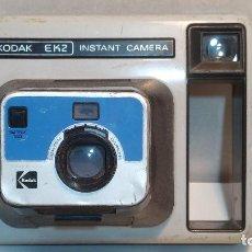 Cámara de fotos: CÁMARA KODAK EK2 INSTANT CAMERA - 1977. Lote 242047610