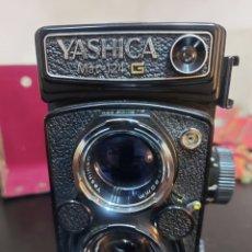 Cámara de fotos: YASHICA MAT 124 G. Lote 242423940