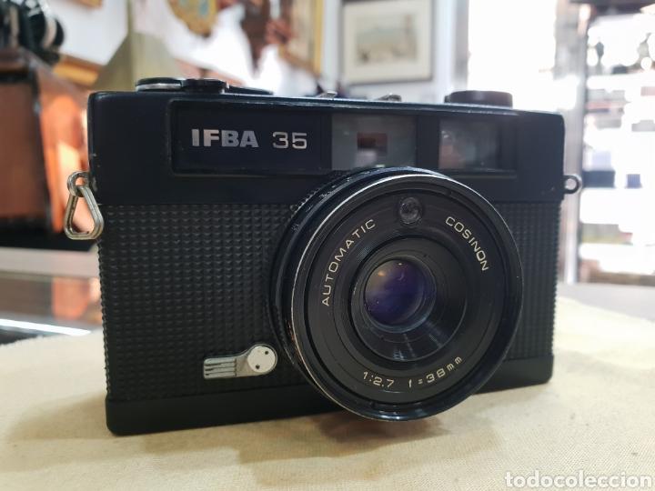 CAMARA IFBA 35 (Cámaras Fotográficas - Clásicas (no réflex))