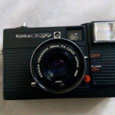 Fotocamere: KONICA C35 EFP. FUNCIONANDO CON FUNDA.. Lote 243597505
