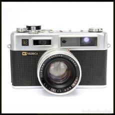 Cámara de fotos: YASHICA ELECTRO 35.INCLUYE BOLSO Y BATERIA. Lote 243853020