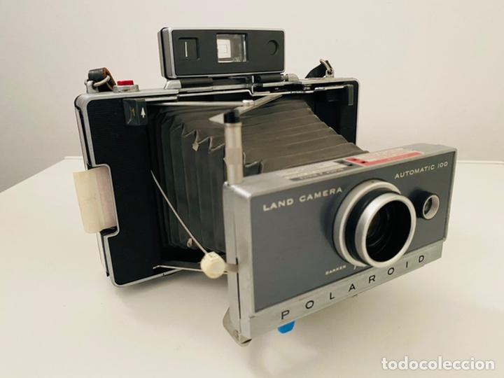 Cámara de fotos: Polaroid Automatic 100 - Foto 2 - 245218320