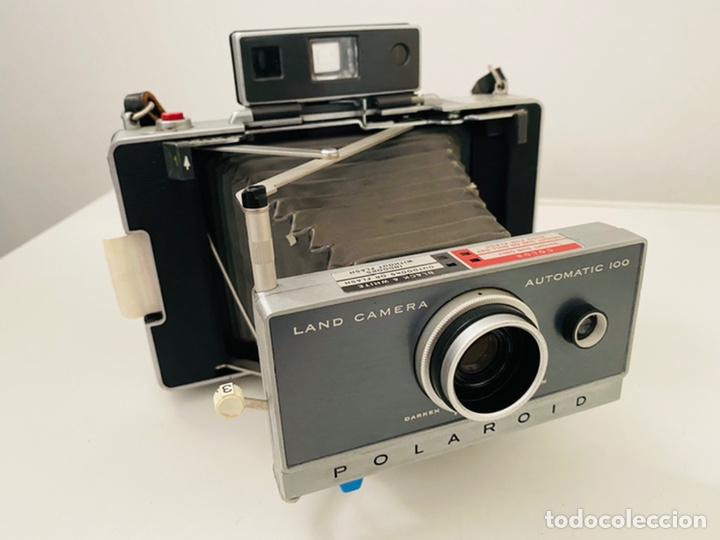 Cámara de fotos: Polaroid Automatic 100 - Foto 3 - 245218320