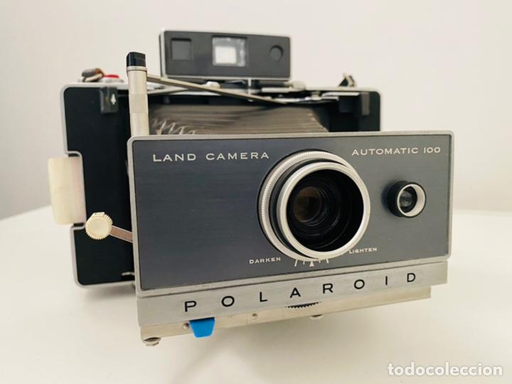 Cámara de fotos: Polaroid Automatic 100 - Foto 4 - 245218320