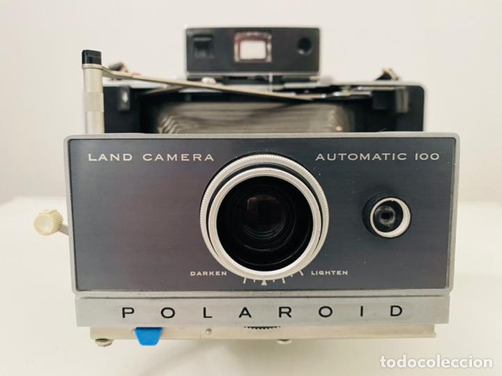 Cámara de fotos: Polaroid Automatic 100 - Foto 5 - 245218320
