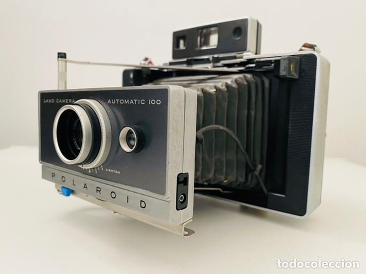 Cámara de fotos: Polaroid Automatic 100 - Foto 7 - 245218320