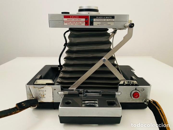 Cámara de fotos: Polaroid Automatic 100 - Foto 12 - 245218320