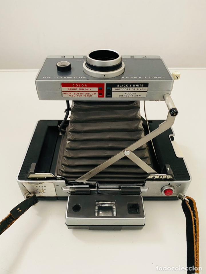 Cámara de fotos: Polaroid Automatic 100 - Foto 13 - 245218320