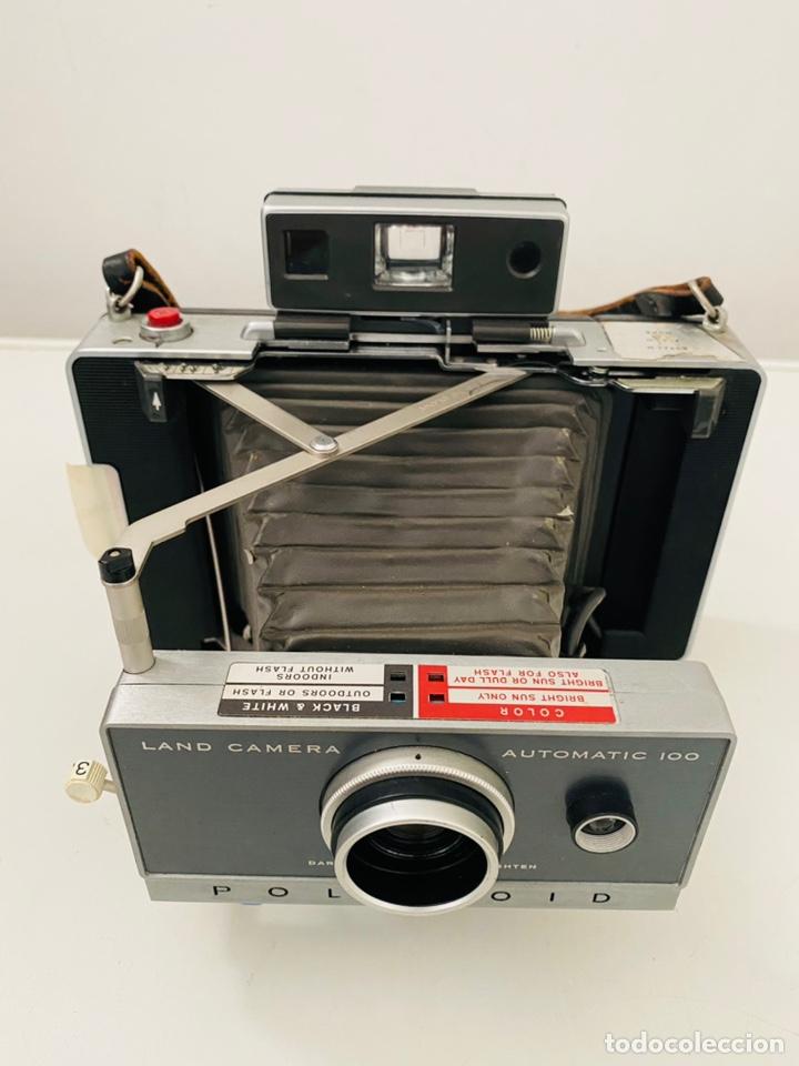 POLAROID AUTOMATIC 100 (Cámaras Fotográficas - Clásicas (no réflex))