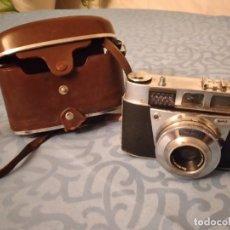 Cámara de fotos: CÁMARA FOTOGRÁFICA - KODAK RETINETTE IB - CON FUNDA ORIGINAL - MADE IN GERMANY. Lote 245490690