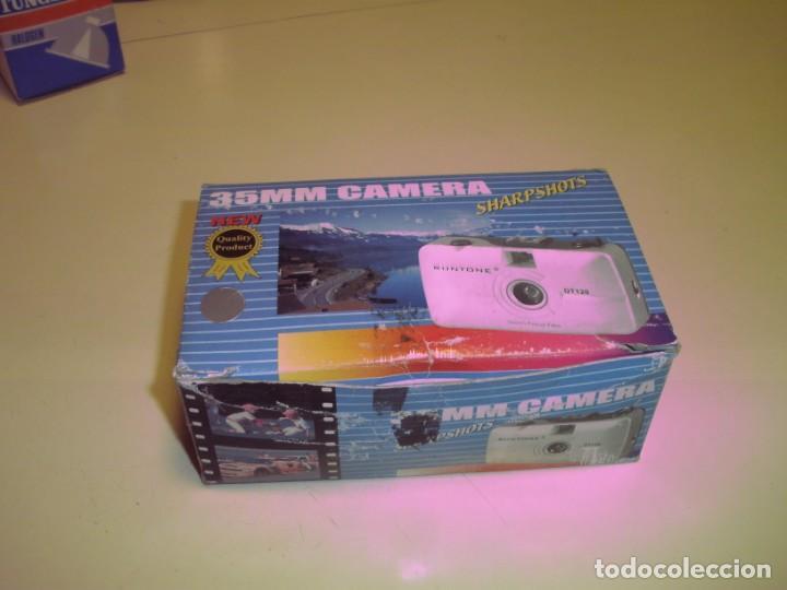 CAMARA COMPACTA ANALOGICA 35MM (Cámaras Fotográficas - Clásicas (no réflex))