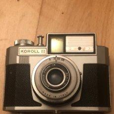Fotocamere: KOROLL II. Lote 247502925