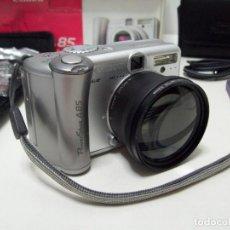 Cámara de fotos: CÁMARA FOTOGRÁFICA DIGITAL CANON POWERSHOT A85. Lote 247628290