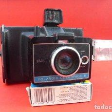 Cámara de fotos: CAMARA VINTAGE, POLAROID MODELO COLORPACK II..DECADA DE LOS 70.. Lote 247642660