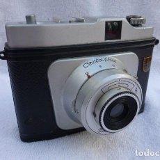 Cámara de fotos: CAMARA CERTO PHOT,FORMATO 120, PARA COLECCION O DECORACION, NO PROBADA..1950-DRESDEN-ALEMANIA.. Lote 247800615