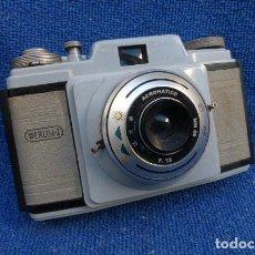 Cámara de fotos: CAMARA 35MM WERLISA I..AÑOS 60..FUNCIONANDO.... Lote 247803240