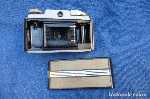 Cámara de fotos: Camara 35mm Werlisa I..años 60..Funcionando... - Foto 2 - 247803240
