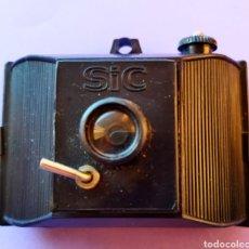 Cámara de fotos: CAMARA SIC DE 1963.. Lote 249231410