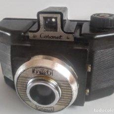 Cámara de fotos: CAMARA FOTOGRAFICA CORONET. Lote 254351475