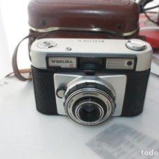 Cámara de fotos: CAMARA WERLISA II CON FUNDA SEGUN FOTOS. Lote 254558810