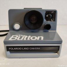 Cámara de fotos: POLAROID THE BUTTON.TIPO SX70.AÑO 1981.FUNCIONA. Lote 255348215