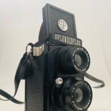 Cámara de fotos: SPLENDIDFLEX VINTAGE CAMERA. Lote 255541190