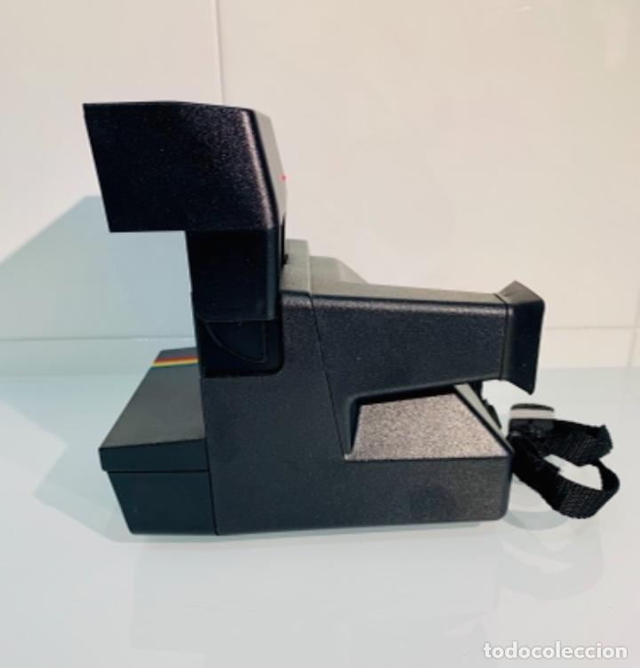 Cámara de fotos: Polaroid Supercolor 635CL. Años 80. Impecable. - Foto 8 - 256059825
