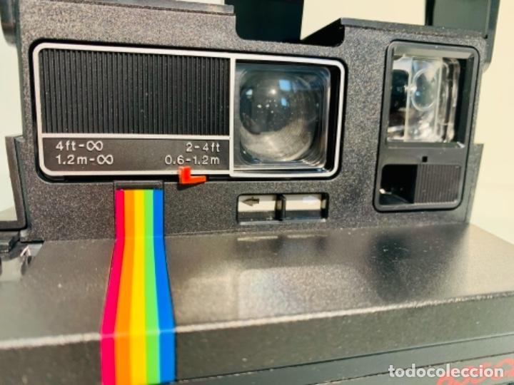 Cámara de fotos: Polaroid Supercolor 635CL. Años 80. Impecable. - Foto 19 - 256059825