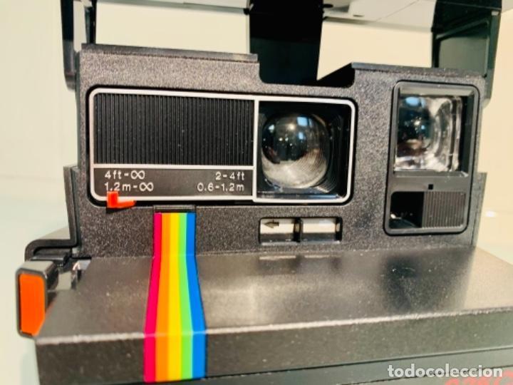 Cámara de fotos: Polaroid Supercolor 635CL. Años 80. Impecable. - Foto 21 - 256059825