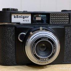 Fotocamere: KONIGER MODELO B DE LA SERIE WERLISA FABRICADA EN ESPAÑA EN 1968. Lote 260737945