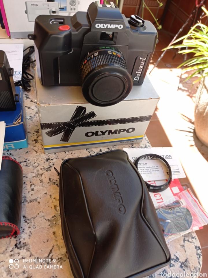 Cámara de fotos: CÁMARAS FOTOGRÁFICAS Y VIDEO GRAN LOTE NUEVAS - Foto 6 - 261931850