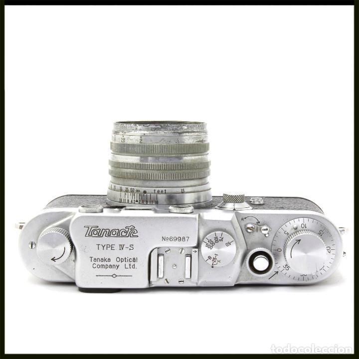 Cámara de fotos: Tanack IV-S. Tanar 50 mm. Japonesa Telemétrica, Copia Leica - Foto 2 - 262137480