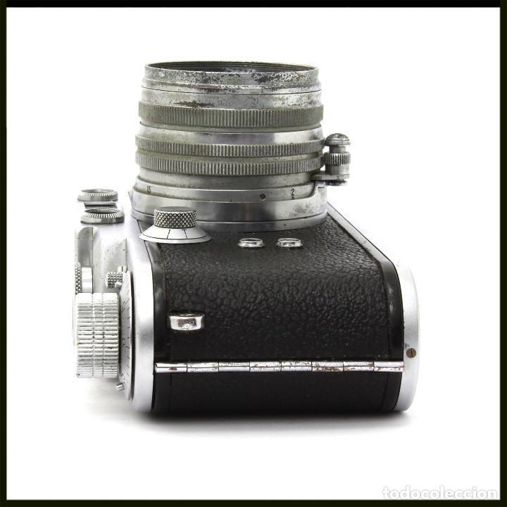 Cámara de fotos: Tanack IV-S. Tanar 50 mm. Japonesa Telemétrica, Copia Leica - Foto 9 - 262137480