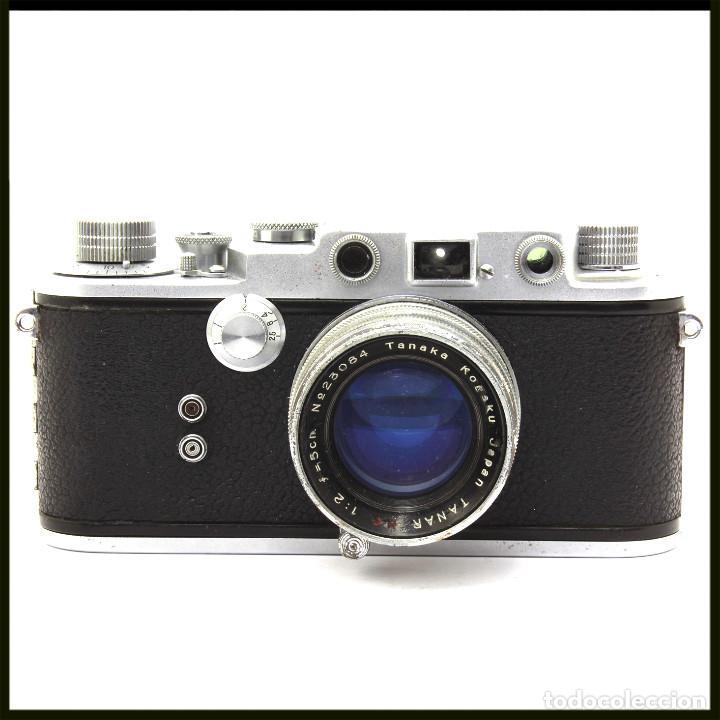 Cámara de fotos: Tanack IV-S. Tanar 50 mm. Japonesa Telemétrica, Copia Leica - Foto 11 - 262137480
