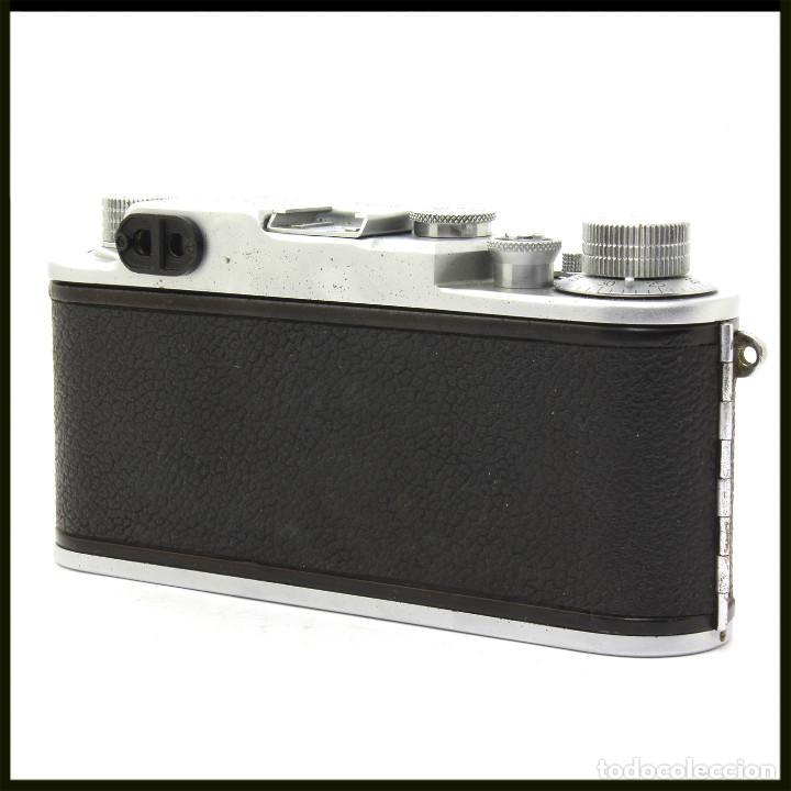 Cámara de fotos: Tanack IV-S. Tanar 50 mm. Japonesa Telemétrica, Copia Leica - Foto 13 - 262137480