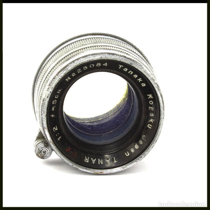 Cámara de fotos: Tanack IV-S. Tanar 50 mm. Japonesa Telemétrica, Copia Leica - Foto 14 - 262137480