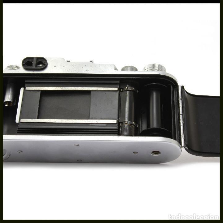 Cámara de fotos: Tanack IV-S. Tanar 50 mm. Japonesa Telemétrica, Copia Leica - Foto 19 - 262137480