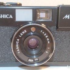 Cámara de fotos: YASHICA MF-2 - AÑO 1980. Lote 262529035