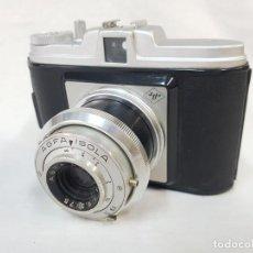 Cámara de fotos: AGFA ISOLA, 1956.. Lote 262804440